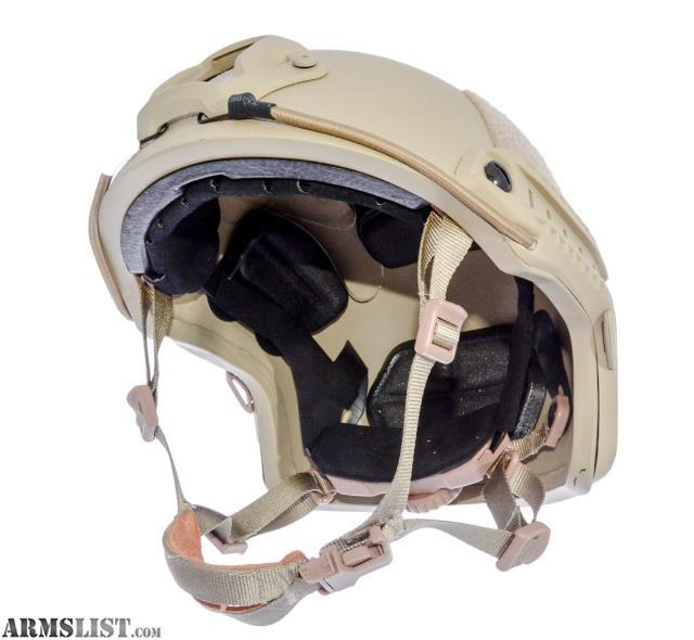 368c2f73 ARMSLIST - For Sale: HHV ATE® Ballistic Helmet LvL IIIA Tan
