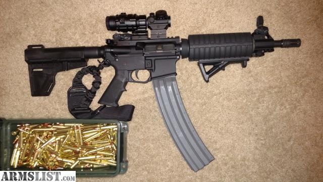Ar15 pistol stock options
