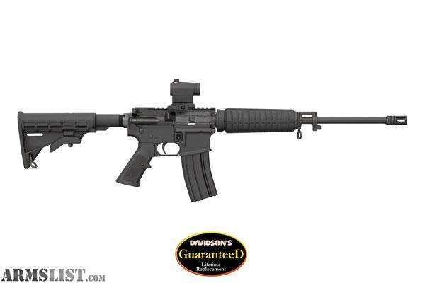 For Sale: Bushmaster QRC 5.56 NATO 16 AR-15