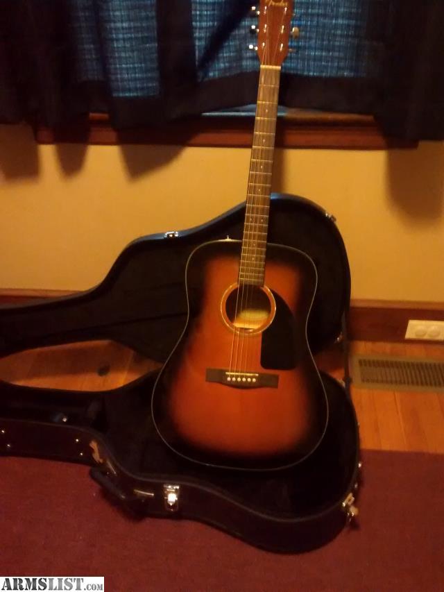 Fender Acoustic Guitars For Sale : armslist for sale trade fender acoustic guitar ~ Russianpoet.info Haus und Dekorationen