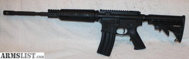 ARMSLIST - For Sale: Anderson AR-15 Rifle, 16