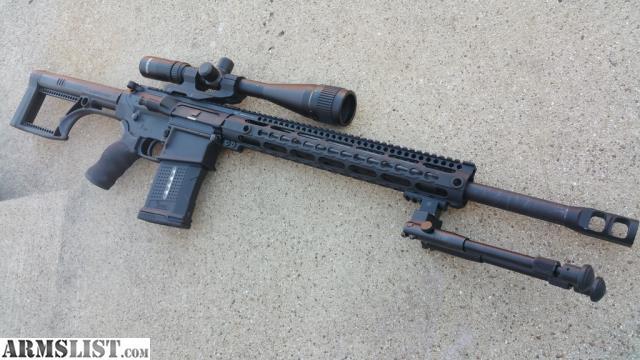 ARMSLIST - For Sale: Blackhole Weaponry AR-10/308