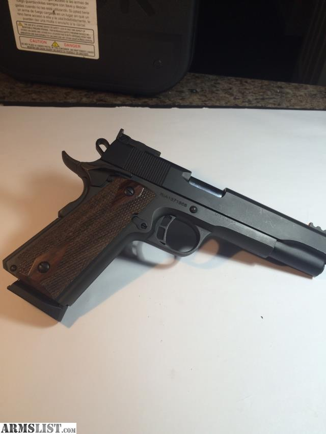 ARMSLIST - For Sale: Rock Island M1911-A1 FS