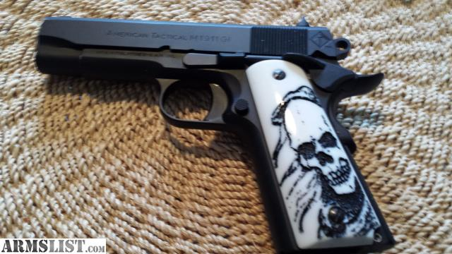 ARMSLIST - For Sale/Trade: 1911 45ACP with Extras