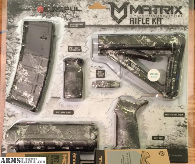 Armslist For Sale Magpul Moe Furniture Set With 30 Round Pmag