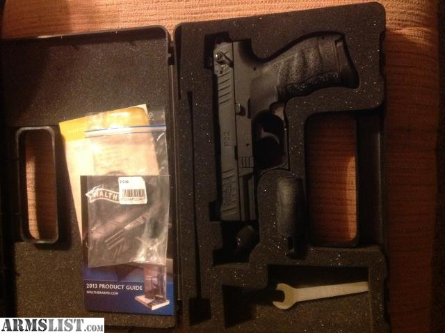 Walther P22 Sights