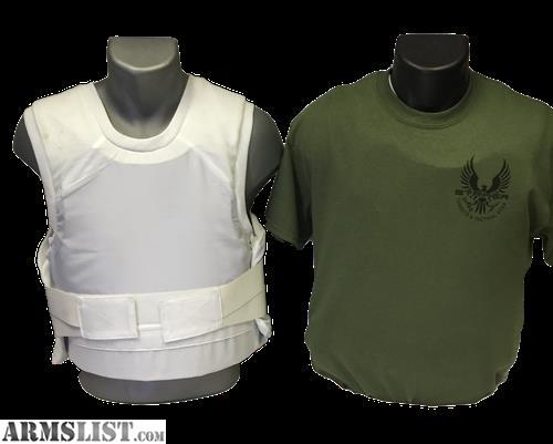 Armslist For Sale New Soft Body Armor Concealable Level
