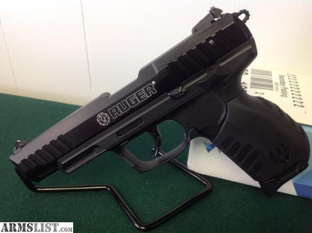 ARMSLIST - For Sale: 360.00 Ruger, SR22, Rimfire Pistol ...