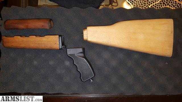 Armslist For Sale Yugo M70 Ak 47 Wooden Furniture Kit