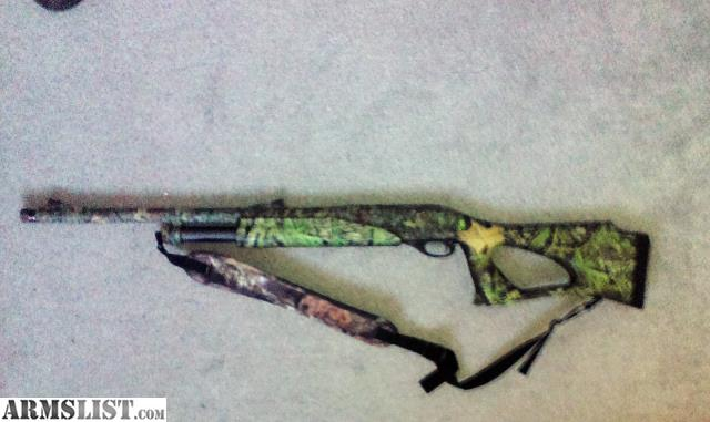 ARMSLIST - For Sale: Remington 870 Camo Shurshot Turkey Set-UP
