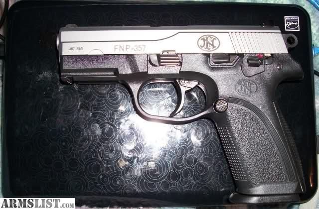 FNP-357手枪——〖枪炮世界〗