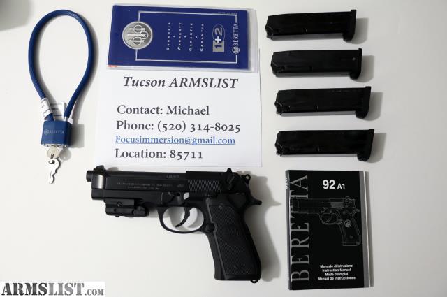 Laser Sight Beretta M9 – Home Exsplore