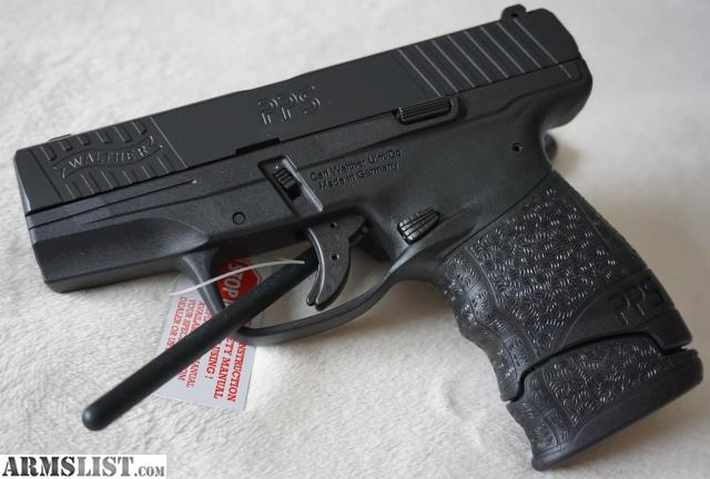 armslist for sale walther pps m2 9mm new model rh armslist com walther ppk owners manual walther ppk 9mm manual