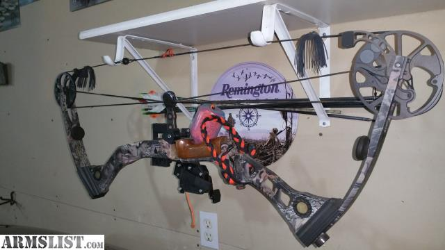 Armslist for sale trade mathews switchback bow with for Bow fishing gear