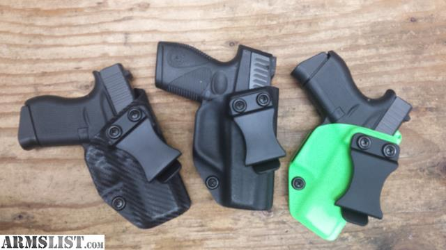 ARMSLIST - For Sale: Custom Kydex Holsters For Sale!!