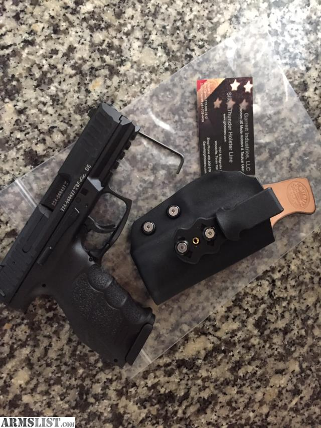 ARMSLIST - For Sale/Trade: NEW HK VP9 +mags +holster