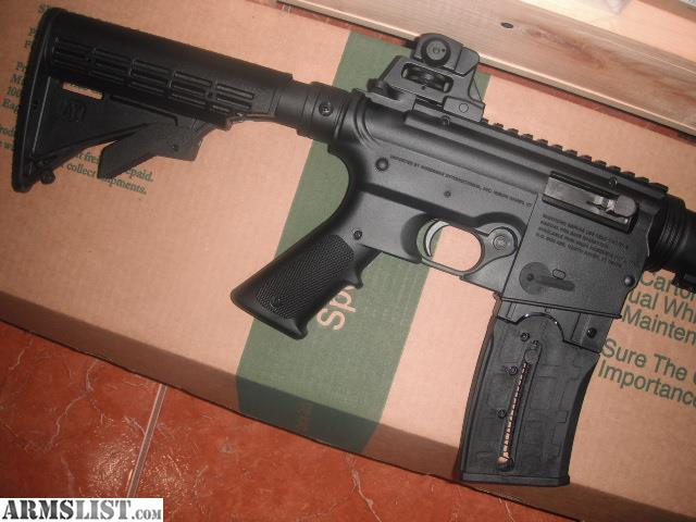 Armslist For Sale Mossberg Ar15 22lr Model 715t