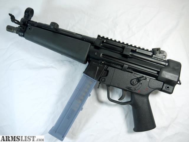 ARMSLIST - For Sale: HK clone MP5/10 pistol