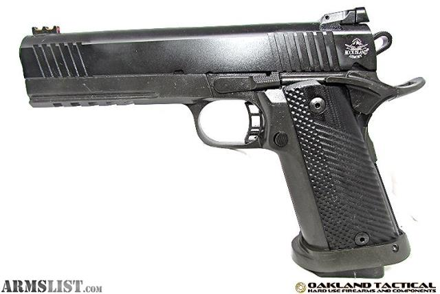 Armslist for sale new rock island armory m1911 a2 tac ultra fs hc