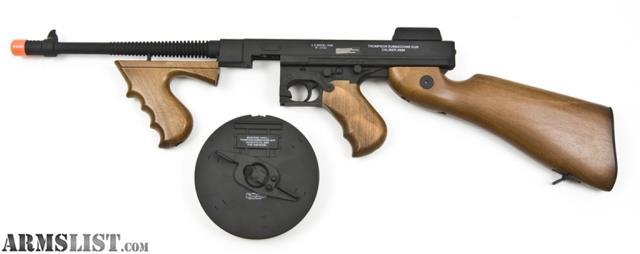 airsoft machine gun for sale