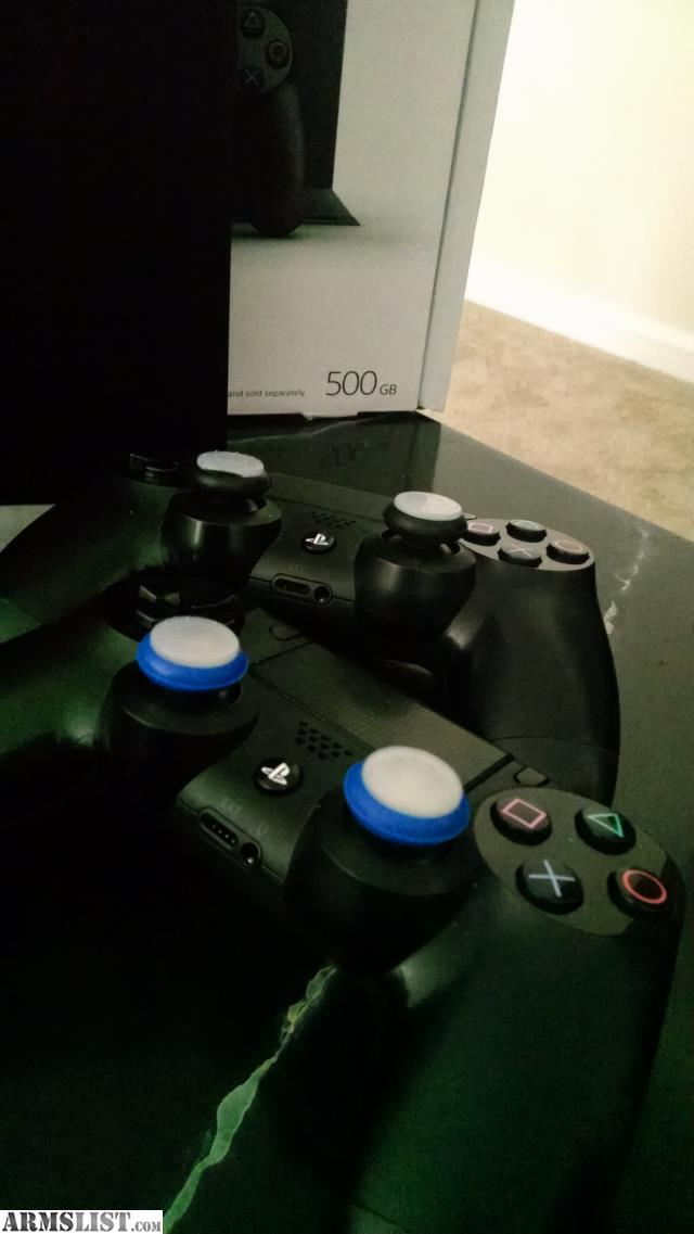 armslist for sale ps4 loaded with box. Black Bedroom Furniture Sets. Home Design Ideas