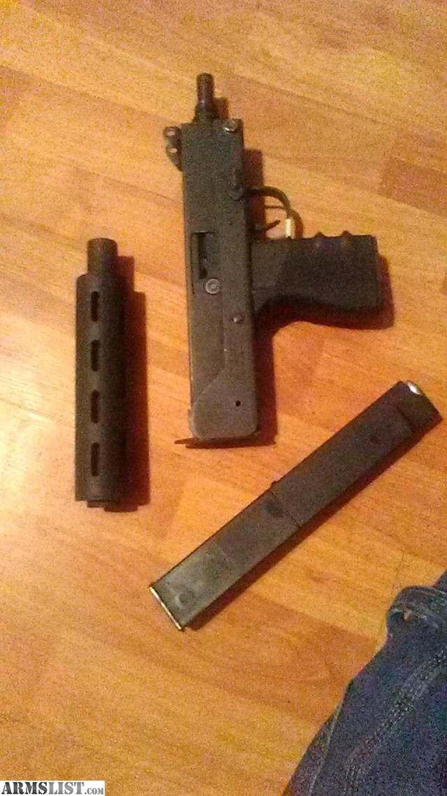 ARMSLIST - For Trade: Mac-11/ 9mm S.W.D