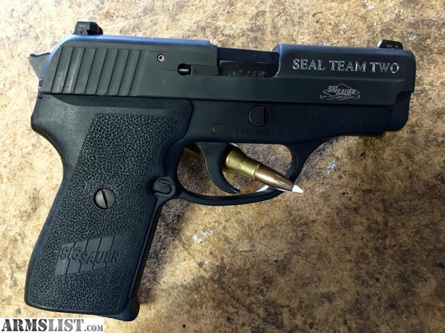 Navy Seal Pistol >> ARMSLIST - For Sale: SIG SAUER P239 SAS .40 CAL SEMI AUTO PISTOL