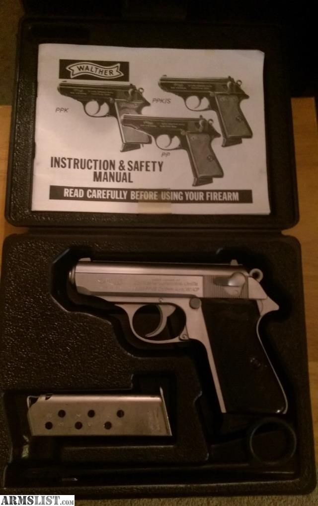 armslist for sale interarms walther ppk  s 380 complete Walther PPK James Bond Edition Walther PPK James Bond Edition