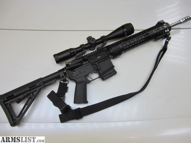 ARMSLIST - For Trade: 300 Blackout AR15 Rifle