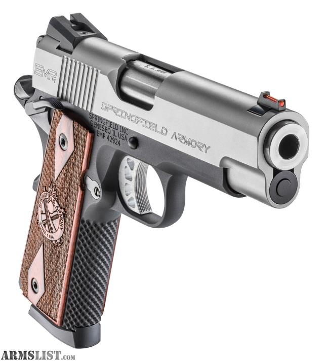 Armslist for sale springfield armory 1911 emp4
