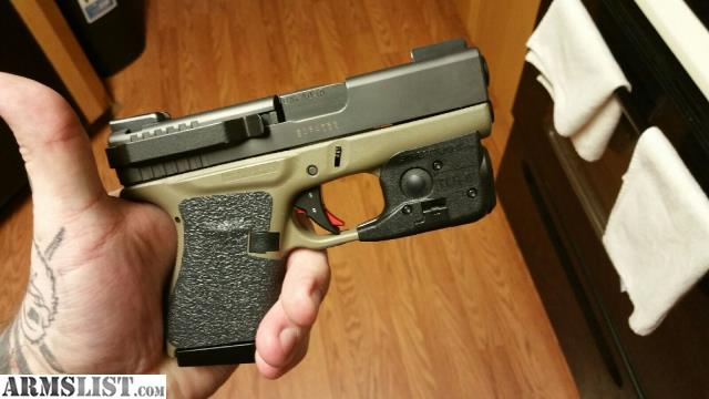 Armslist for trade glock 43 - Armslist For Sale Trade Custom Glock 43