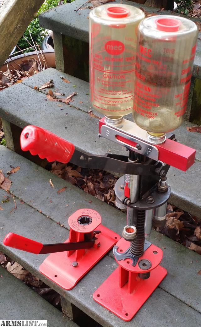 Armslist For Sale Trade Mec 600 Jr 20g Shotgun Reloader