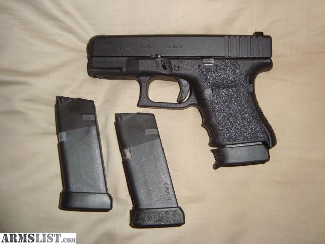 Glock 30s Gen 4 ARMSLIST - For Trade: ...