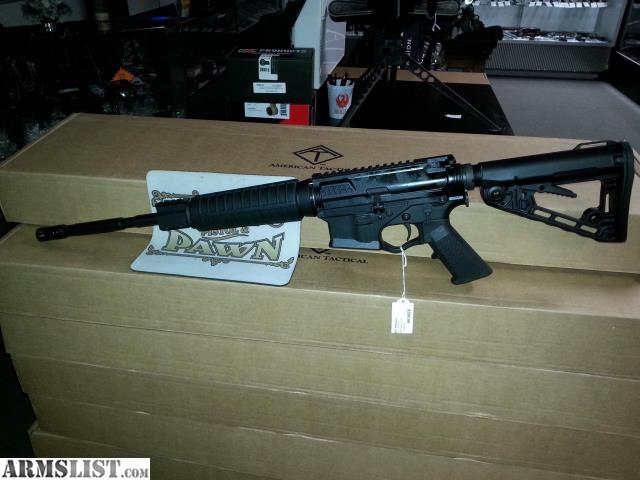 ARMSLIST - For Sale: ATI Omni AR-15 .223/5.56