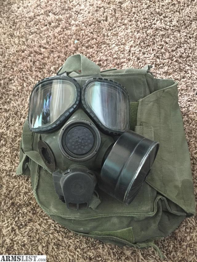 Local Selling Sites >> ARMSLIST - For Sale: M40 gas mask
