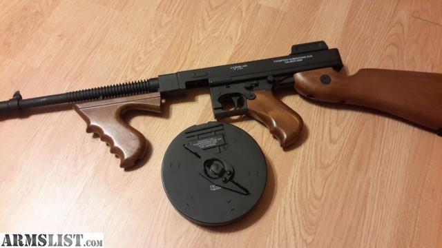 Armslist for sale thompson model 1928 replica - Replica mobel legal ...