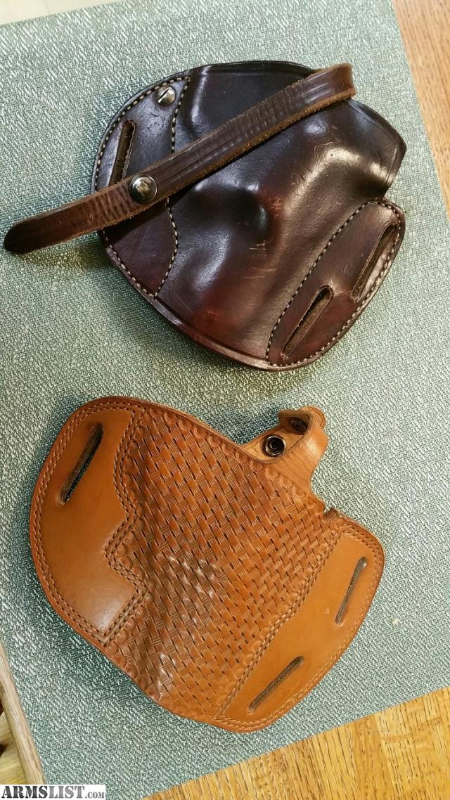Armslist For Sale 1 Pancake Holster Tan For Ruger Alaskan