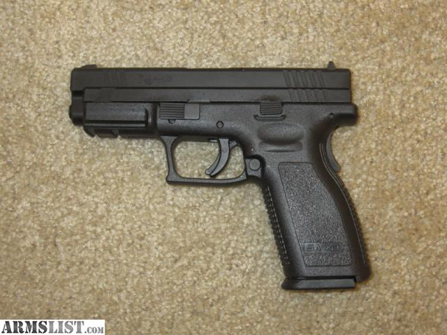 Armslist - For Sale  Springfield Xd9 - Xd-9