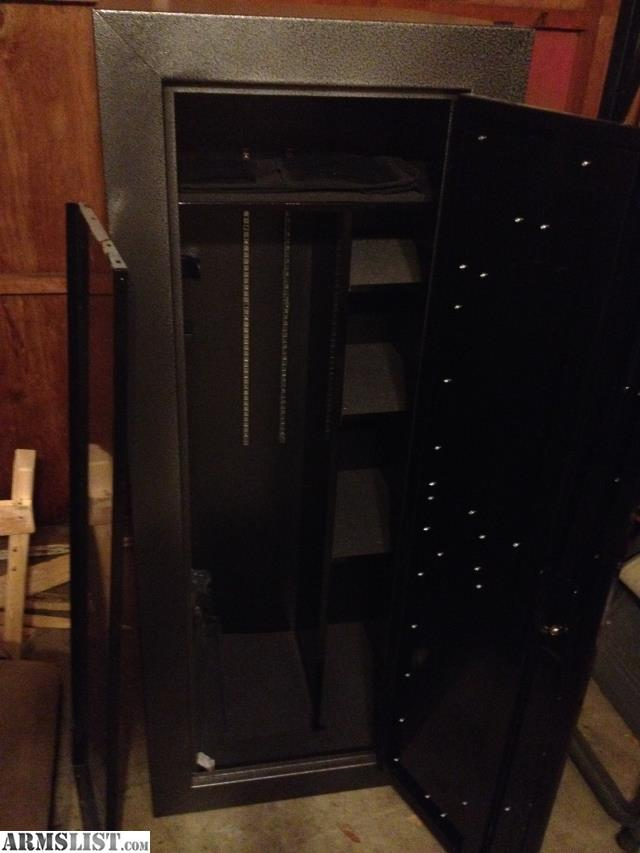 ARMSLIST - For Sale: Stack On Tactical Security Gun Cabinet