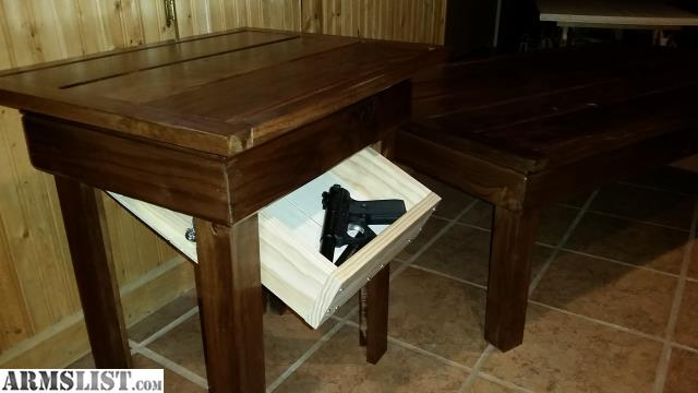 Armslist For Sale Hidden Compartment Coffee Table And