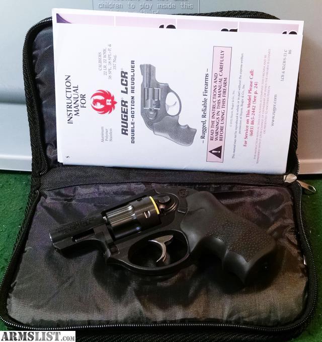 armslist for sale ruger lcr 22 wmr revolver rh armslist com ruger 10 22 repair manual ruger 10/22 user manual