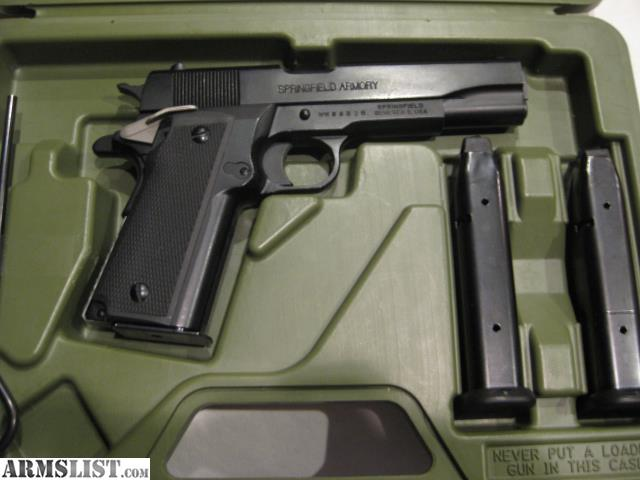 High Capacity 1911 Magazines 45acp – HD Wallpapers