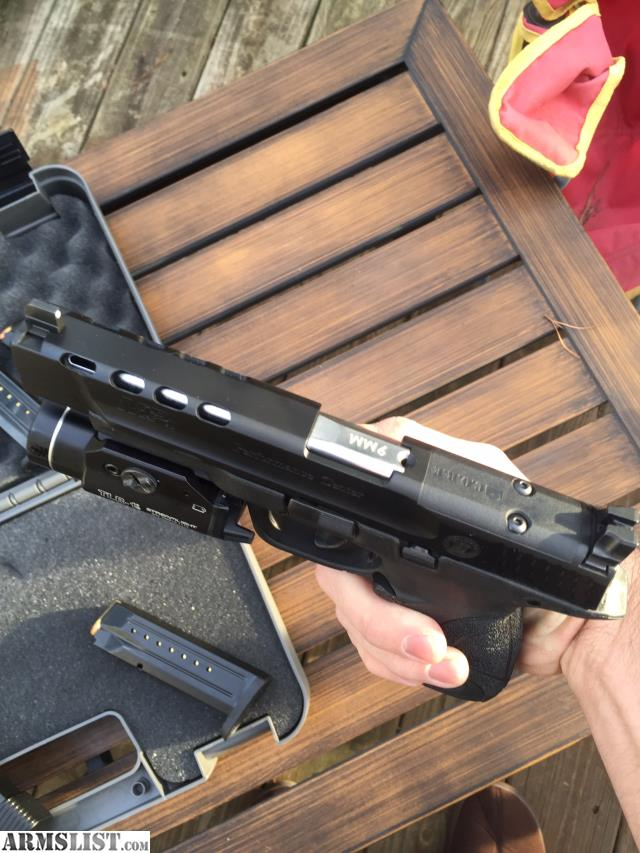 Armslist for sale m p 9 core ported for M p ported core 9mm