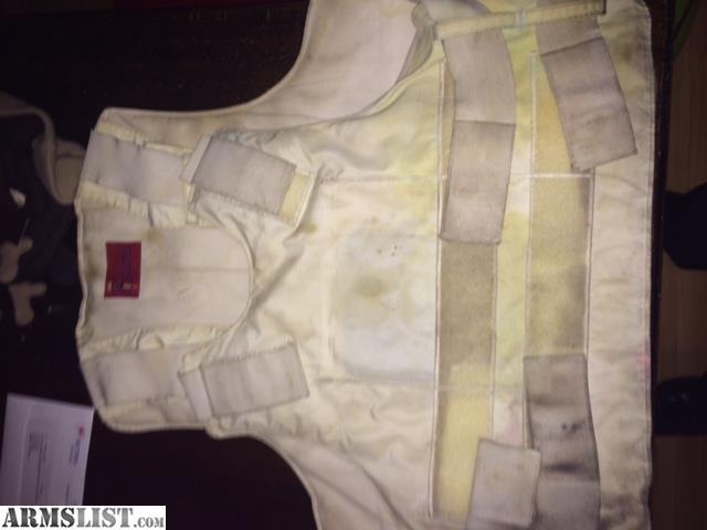 how to break in a ballistic vest