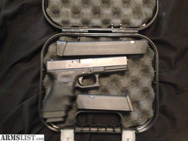 9mm Gun Glock Extended Clip