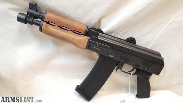 M85 AK47 AK74 Zastava 5.56 .223 Pistol