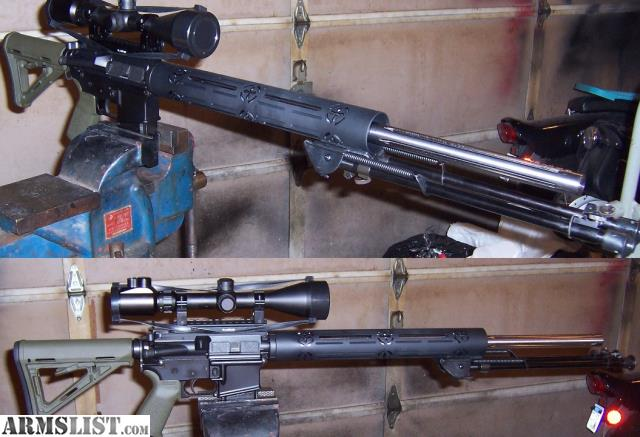 ARMSLIST - For Sale/Trade: AR 15 Sniper Rifle