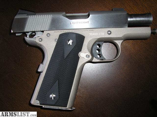 Armslist For Sale Sold Colt Defender 1911 Compact