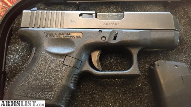 Glock serial number year