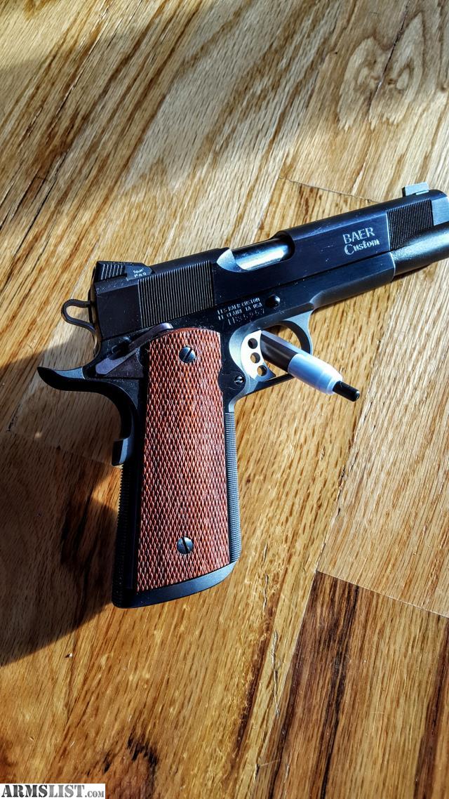 ARMSLIST - For Sale: Les Baer Custom Carry .45acp. $1900